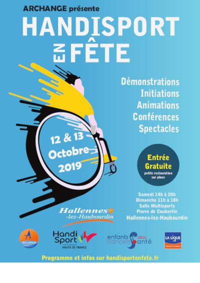 Handisport en Fête 2019